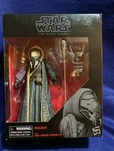 "Star Wars Hasbro The Black Series 6"" Moloch Cronos Action Figure New in box - $14.85"