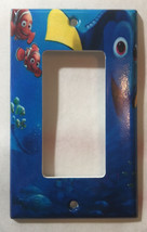 Finding Dory Nemo Light Switch Power Outlet Cover Plate Home decor image 5