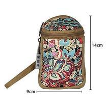 Clutch Bag Coin Purse Canvas Bag Creative Card Bag Storage Holder Nice Present
