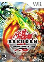 Bakugan Defenders of Core - $7.13