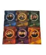 Stargate SG-1 Series DVD Lot - Seasons 1-6 Box Sets 1 2 3 4 5 6 - $47.97