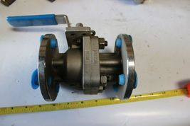"Velan F05-01413-SST Ball Valve 1"" 150 psi New image 3"