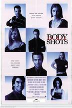 1999 BODY SHOTS Michael Cristofer Motion Picture Movie Poster 13x20 - $7.99