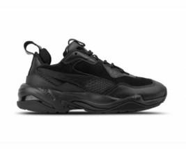 Puma Thunder Desert Triple Black 367997-04 Mens Casual Sneakers - $69.95