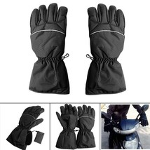 Electric Gloves Heated Warm Temperature Battery Sport Control Rechargeab... - $26.99