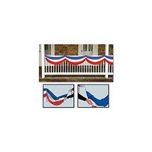 Ddi Patriotic Fabric Bunting - $21.18