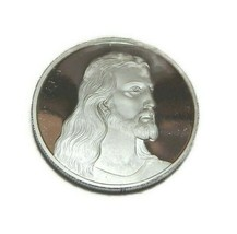 JESUS CHRIST .999 PURE SILVER 1 OUNCE COIN - $49.99
