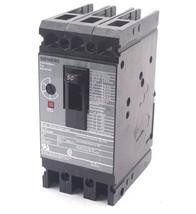 Used Siemens ED63A050 Circuit Breaker 3 Poles 50A 600V - $126.03