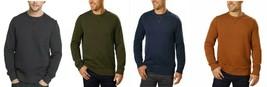 GH Bass Men's Pullover Crew Sweatshirt - $16.99