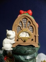HALLMARK KEEPSAKE CHRISTMAS 1993 ORNAMENT RADIO NEWS FLASH--Voice, Sound... - $17.64