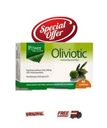 Power Health Oliviotic Organic Olive Leaves Extract 40 caps *SPECIAL OFFER* - $30.66