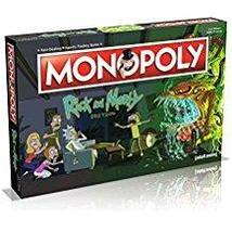 Monopoly: Rick and Morty Edition - $28.00