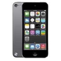 Apple iPod touch 16GB Space Gray (5th Generation) - $168.29