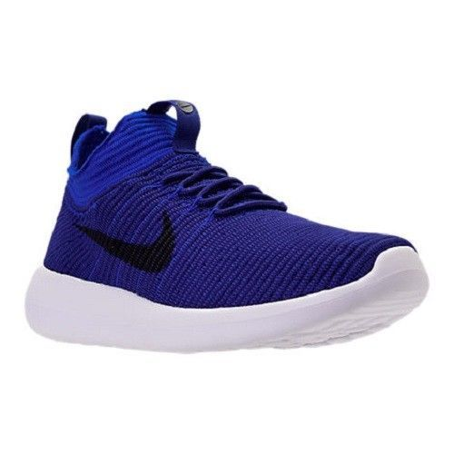 Primary image for Men's Nike Roshe Two Flyknit V2 Casual Shoes, 918263 400 Sizes 8.5-13 Deep Royal