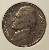 1939-S Jefferson Nickel AU #0062 - $7.99