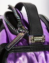Sprayground Purple Fine Gold Brick Money Urban School Book Bag Backpack 910B1748 image 7