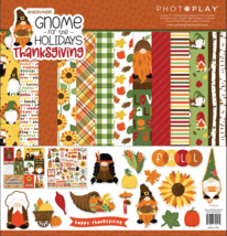 Gnome For Thanksgiving Holidays.  BASIC Kit.  CLEARANCE image 2