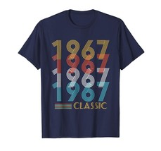 Brother Shirts - 51th Birthday Gift Vintage 1967 T-Shirt For Men Women Men - $19.95+