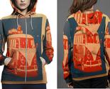 Vw camper van zipper hoodie women s thumb155 crop
