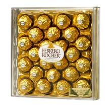 Ferrero Rocher Chocolates Diamond Gift Box, 10.6 Oz., 24 Ct. - $1.21