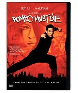 Romeo Must Die [DVD] - $5.88
