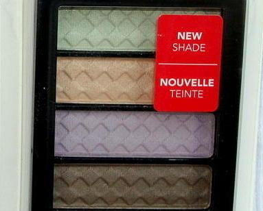 Revlon ColorStay Eyeshadow Quad Wildflower No 370 2 Pack New