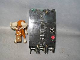 General Electric Circuit Breaker Type TEY 40A 480/277V - $325.16