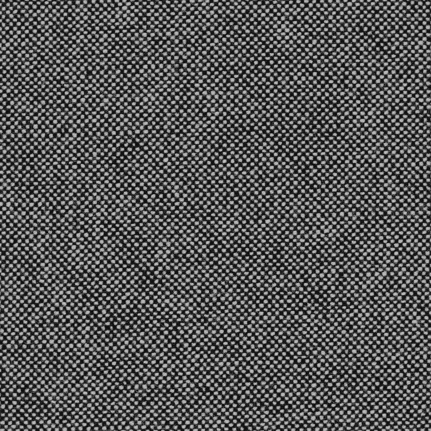 1.125 yds Maharam Upholstery Fabric Hallingdal Black White Wool 460760–166 NY