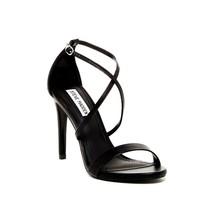 size Sandal 10M Heel Black Floriaa Madden Steve wnXqgHU1RU