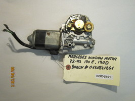 88 89 90 91 92 93 Mercedes Fensterhebermotor 190E/190D #0130821261 *Siehe - $59.33