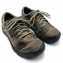 Keen Casual Oxford Brown Sneaker Shoe Mens Size US 10.5 - $34.60