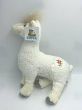NWT Goffa Mills Fleet Farm White Llama Alpaca Plush Stuffed Animal 2019 - $24.99