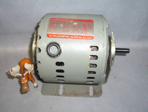 Dayton Split Phase AC Motor 6K300 1/3HP 1PH ________K88