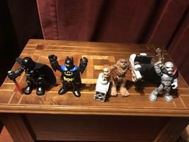 Hasbro LFL 2014/2015 DC Mini Action Figure Lot Team Terror VS The Helmets - $19.99