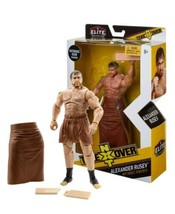 "WWE Elite Collection NXT Takeover Alexander Rusev 6"" Figure w/ Entrance ... - $18.37"