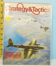 Strategy & Tactics #115 Kanev Parachutes Across the Dnepr Sept 1943 3W N... - $34.65