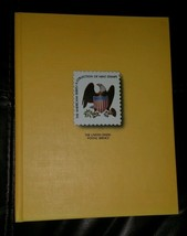 USPS 1975-1981 The American Series A Collection Of Mint Stamps Book Hard... - $12.32