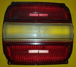 Ford 1968 69 FAIRLANE Torino FASTBACK TAIL LIGHT LENS SAE-TSDBR-68AFE - $127.71