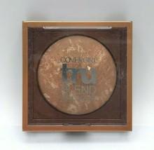 Covergirl Tru Blend Bronzer 200 Bronze Tru Blend New Sealed Free Shipping - $7.99