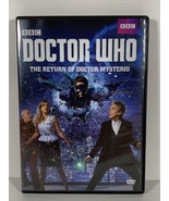 Doctor Who: The Return of Doctor Mysterio DVD 2016 BBC - $5.93