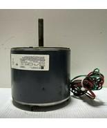 Emerson K55HXKWA-9803 York Condenser FAN MOTOR 1/4 HP 208-230 Volt used ... - $83.22