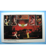 REO SPEEDWAGON 1980 Mini-Poster Photo Sticker - $5.98