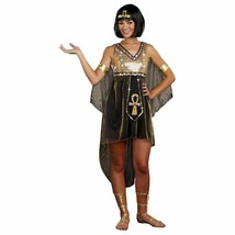 """""""Jewel Of The Nile"""" Cleopatra Egyptian Teen Halloween Costume Juniors Size Large - $24.78"""