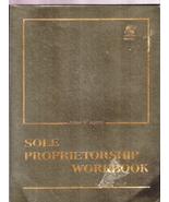 Sole Proprietorship Workbook Allan F. Appel 0916592758 - $30.00