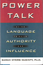 Power Talk: Using Language to Build Authority and Influence  - $6.00