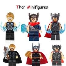 THOR Minifigures Marvel ragnarok Avengers Infinity War Single Sale Lego ... - $1.99