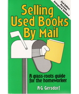 Selling Used Books By Mail A.G. Gersdorf 0962186023 - $10.00