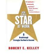 How To Be A Star At Work 9 Breakthrough Strategies You Need  - $10.00
