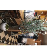 """93"""" Artificial Olive Tree - Threshold designed with Studio McGee - $145.38"""