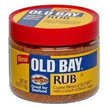 Old Bay, Dry Seafood Rub, 3.8oz Jar (Pack of 3) - £76.36 GBP